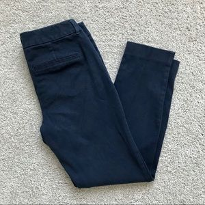 Old Navy Blue Pixie Pants Size 4 Regular
